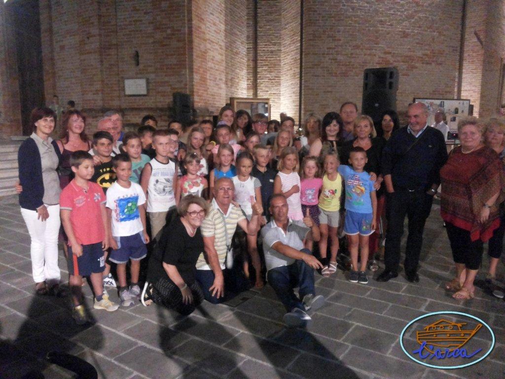 Gruppo Urbisaglia 2016 10 1