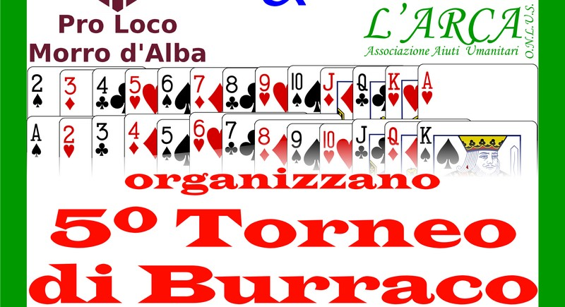 5° torneo burraco cr